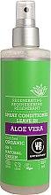 Düfte, Parfümerie und Kosmetik Regenerierender Spray Conditioner mit Aloe Vera - Urtekram Regenerating Aloe Vera Spray Conditioner