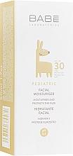 Düfte, Parfümerie und Kosmetik Feuchtigkeitsspendende Gesichtscreme für Kinder SPF 30 - Babe Laboratorios Facial Moisturizer SPF 30