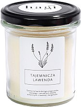 Düfte, Parfümerie und Kosmetik Soja Duftkerze Mysterious Lavender - Hagi Mysterious Lavender Candle
