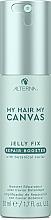 Düfte, Parfümerie und Kosmetik Feuchtigkeitsspendender Haar-Booster mit Kaviar und Kaktusfeigenöl - Alterna Canvas Glow Crazy Shine Booster