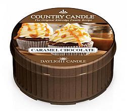 Düfte, Parfümerie und Kosmetik Duftkerze Caramel Chocolate - Kringle Candle Caramel Chocolate
