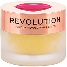 Düfte, Parfümerie und Kosmetik Lippenpeeling mit Ananasgeschmack - Makeup Revolution Lip Scrub Sugar Kiss Pineapple Crush