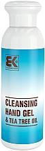 Düfte, Parfümerie und Kosmetik Handgel mit Teebaumöl - Brazil Keratin Tea Tree Oil Cleansing Hand Gel