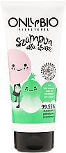 Düfte, Parfümerie und Kosmetik Shampoo für Kinder ab 1 Jahr - Onlybio Fitosterol