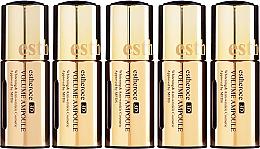 Düfte, Parfümerie und Kosmetik Gesichtsserum-Set - Deoproce Serum 3D Ampoule (Serum 5x18ml)
