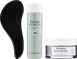 Düfte, Parfümerie und Kosmetik Haarpflegeset - Fanola No More (Shampoo 250ml + Haarmaske 200ml + Haarbürste)
