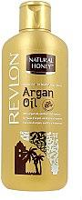 Düfte, Parfümerie und Kosmetik Duschgel mit Arganöl - Revlon Natural Honey Argan Oil Shower Gel