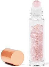 Düfte, Parfümerie und Kosmetik Roll-on mit Kristallen Rosenquarz 10ml - Crystallove