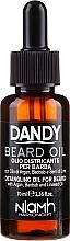 Düfte, Parfümerie und Kosmetik Bart- und Schnurrbartöl - Niamh Hairconcept Dandy Beard Oil