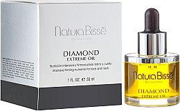 Düfte, Parfümerie und Kosmetik Straffendes Gesichts- und Halsöl - Natura Bisse Diamond Extreme Oil