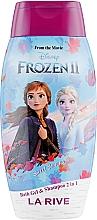 Düfte, Parfümerie und Kosmetik 2in1Shampoo & Duschgel - La Rive Disney Frozen Bath Gel and Shampoo 2 in 1