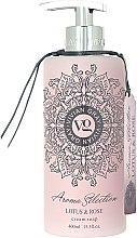 Düfte, Parfümerie und Kosmetik Flüssigseife - Vivian Gray Aroma Selection Creme Soap Lotus & Rose