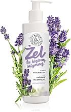 Düfte, Parfümerie und Kosmetik Gel für die Intimhygiene mit Milchsäure und Kräuterextrakt - E-Flore