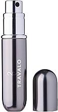 Düfte, Parfümerie und Kosmetik Parfümzerstäuber - Travalo Classic HD Easy Fill Perfume Spray Titanium