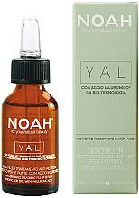 Düfte, Parfümerie und Kosmetik Regenerierendes und schützendes Haarserum mit Hyaluronsäure - Noah YAL Anti-Breaking Filler Serum