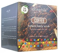 Düfte, Parfümerie und Kosmetik 100% Natürliches Gesichts- und Körperpeeling mit Kaffeeduft - Rolling Hills Gommage Corps Naturel