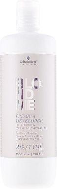 Oxidationsmittel 2% - Schwarzkopf Professional Blondme Premium Developer 2%