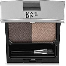 Düfte, Parfümerie und Kosmetik Augenbrauen-Set - Make Up Factory Eye Brow Powder