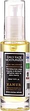 Düfte, Parfümerie und Kosmetik Feuchtigkeitsspendendes Bio Arganöl für das Gesicht - Namur Daily Face Moisturizing Argan Oil