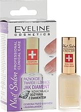 Düfte, Parfümerie und Kosmetik Nagelbalsam mit Diamanten - Eveline Cosmetics Nail Therapy Professional