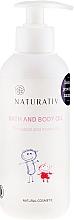 Düfte, Parfümerie und Kosmetik Körper- und Badeöl - Naturativ Bath and Body Oil for Infants and Baby