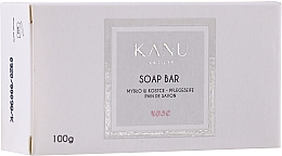 Düfte, Parfümerie und Kosmetik Mydło w kostce do rąk i ciała Róża - Kanu Nature Soap Bar Rose