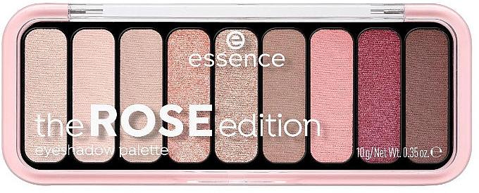 Lidschattenpalette - Essence The Rose Edition Eyeshadow Palette