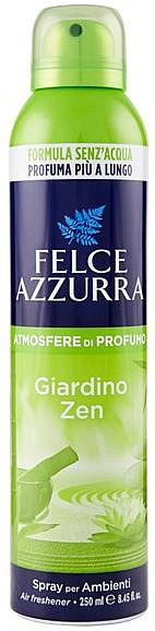 Duftendes Raumerfrischer-Spray Garten Zen - Felce Azzurra Giardino Zen Spray