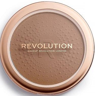 Gesichtsbronzer - Makeup Revolution Mega Bronzer