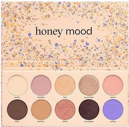 Lidschattenpalette - Paese Honey Mood Eyeshadow Palette