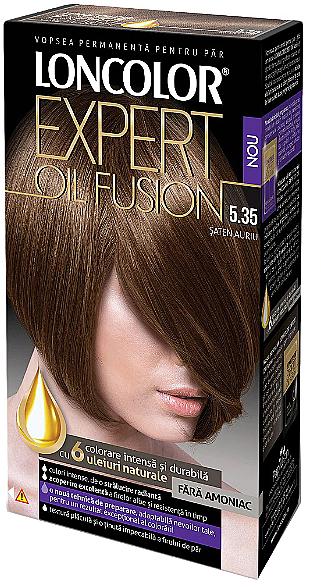 Ammoniakfreie Haarfarbe - Loncolor Expert Oil Fusion