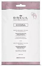 Düfte, Parfümerie und Kosmetik Express Feuchtigkeitsmaske für trockenes Haar - Brelil Bio Treatment Hydra Mask Tissue