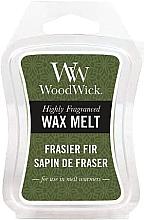 Düfte, Parfümerie und Kosmetik Tart-Duftwachs Frasier Fir - WoodWick Wax Melt Frasier Fir