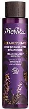 Düfte, Parfümerie und Kosmetik Entspannendes Badeöl mit Lavendel- und Sesamöl - Melvita Relaxessence Relaxing Milky Bath Oil