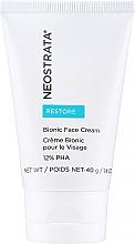 Düfte, Parfümerie und Kosmetik Gesichtscreme mit PHA-Säuren - NeoStrata Restore Bionic Face Cream 12% PHA