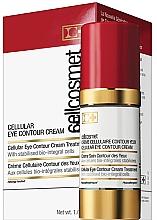 Düfte, Parfümerie und Kosmetik Revitalisierende Zellularcreme für die Augenkontur mit Vitaminen C & E - Cellcosmet Cellular Eye Contour Cream