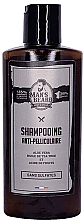 Düfte, Parfümerie und Kosmetik Sulfatfreies Anti-Schuppen Shampoo - Man'S Beard Anti-Dandruff Shampoo Sulphate Free