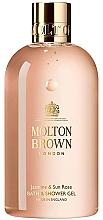 Düfte, Parfümerie und Kosmetik Bade- und Duschgel mit Jasmin- und Rosenduft - Molton Brown Jasmine&Sun Rose Bath&Shower Gel