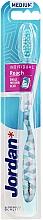 Düfte, Parfümerie und Kosmetik Zahnbürste mittel Individual Reach hellblau - Jordan Individual Reach Toothbrush