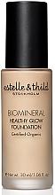 Düfte, Parfümerie und Kosmetik Foundation - Estelle & Thild BioMineral Healthy Glow Foundation