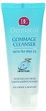 Düfte, Parfümerie und Kosmetik Reinigendes Gesichtspeeling mit Teebaumöl - Dermacol Face Care Gommage Cleanser