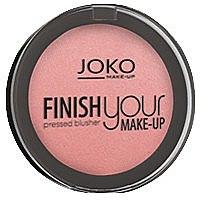 Düfte, Parfümerie und Kosmetik Gesichtsrouge - Joko Finish your Make-up Pressed Blusher