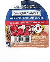 Düfte, Parfümerie und Kosmetik Duftwachs Red Raspberry - Yankee Candle Red Raspberry Wax Melt