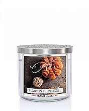 Düfte, Parfümerie und Kosmetik Duftkerze im Glas Peppercorn - Kringle Candle Pumpkin Peppercorn