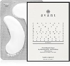 Düfte, Parfümerie und Kosmetik Augenpatches mit Kollagen - Avant Advanced Pack-Hydra-Bright Collagen Eye Restoring Pads