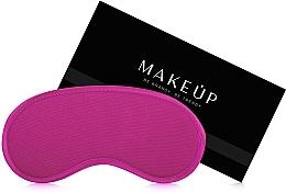 Düfte, Parfümerie und Kosmetik Schlafmaske Classic himbeerrot - MakeUp