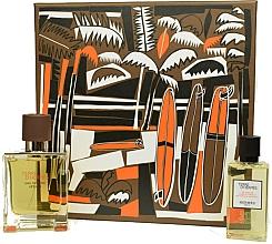 Düfte, Parfümerie und Kosmetik Hermes Terre d'Hermes Eau Intense Vetiver Set - Duftset (Eau de Parfum 50ml + Duschgel 40ml)