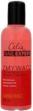 Düfte, Parfümerie und Kosmetik Acetonfreier Nagellackentferner - Celia Nail Expert