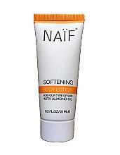 Düfte, Parfümerie und Kosmetik Körperlotion mit Leinsamenöl, Macadamia-Extrakt und Avocado - Naif Softening Body Lotion (Mini)