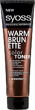 Düfte, Parfümerie und Kosmetik Temporäre Haarfarbe für natürliches und coloriertes Haar - Syoss Washout